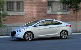 2013 hyundai elantra coupe gls 2013 hyundai elantra coupe drive motor trend