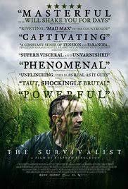 the survivalist in a time of starvation a survivalist lives off