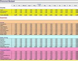 Family Budget Excel Template Household Budget Worksheet Excel Template
