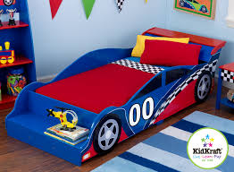 creative race car beds for toddlers homesfeed
