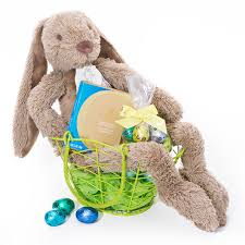sesame easter basket happy easter gift basket delivery in sweden by giftsforeurope