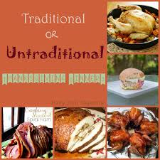 traditional canadian thanksgiving dinner traditional or untraditional for thanksgiving daily dish