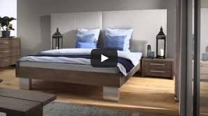 Modern Wooden Bed Frames Uk Solid Wood Beds Hasena Woodline Tida Litto Solid Wooden Bed