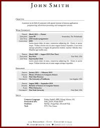 resume without college degree 13 college student resume no previous employment sendletters info