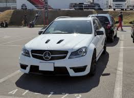 mercedes c63 wagon file mercedes c63 amg station wagon s204 front jpg