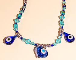 blue eye necklace images Blue eye necklace etsy jpg