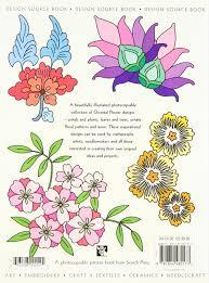 oriental flower designs design source books polly pinder