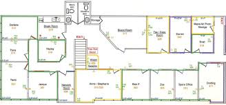 Sample Floor Plans For Daycare Center 19 Evacuation Center Floor Plan Dilation And Scale Jemaul