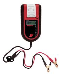 snap on inc battery and electrical system tester no eecs500 in