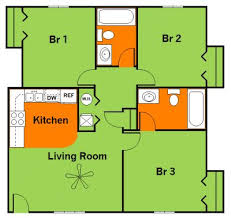Floor Plans For Small Houses With 3 Bedrooms 900 Sq Ft House Plans 3 Bedroom Google Search Tiny Homes