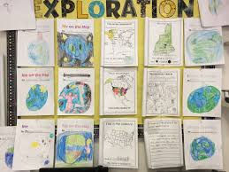 Me On The Map What We Have Been Up To Miss Kiley U0027s First U0026 Second Grade
