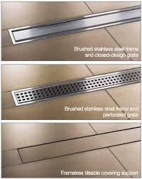 best 25 floor drains ideas on pinterest shower with a window