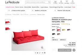 coussin d assise pour canapé coussin pour palette où trouver des coussins pour meubles en