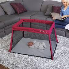 Kidco Convertible Crib Rail by Travelpod Travel Play Yard