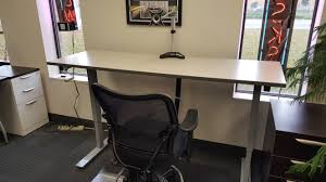 Manual Adjustable Height Desk by Products Categories Desks Archive Office Liquidators New And