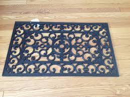 Pottery Barn Paint Colors 2014 Two It Yourself Door Mat Wall Art Pottery Barn Knockoff