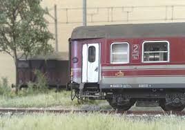 carrozze cuccette 092 diorama ferroviario diorama piemontese