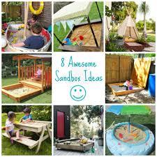 8 awesome sandbox ideas diy pinterest sandbox ideas sandbox