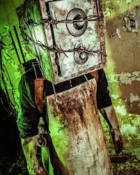 Vosk Because God Has Burning Bushes Everywhere The Evil Within 1 Corroder As Keeper Bethesda