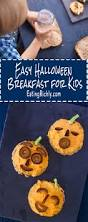 easy halloween breakfast for kids jack o u0027lantern toast eating