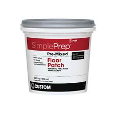 custom building products simpleprep 1 qt pre mixed floor patch