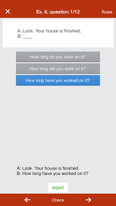 verbs tenses in english grammar lessons efl on the app store