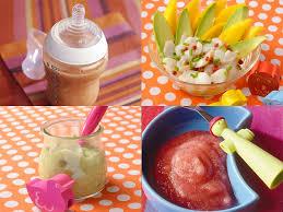 recette de cuisine été diaporama 20 recettes fraîcheur pour bébé