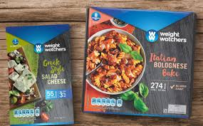 cuisine weight watchers weight watchers clears up retail packaging with design foodbev