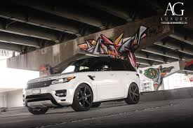 range rover sport rims ag luxury wheels range rover sport forged wheels
