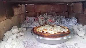 backyard brick oven using almond wood youtube