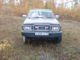 nissan datsun 1990 ниссан датсун 1990 2 7 литра эксплуатирую трактор так его зову