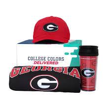university of georgia bulldogs college colors delivered