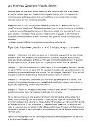 Job Interview Resume Questions by Typesofjobinterviewquestions 131112162934 Phpapp01 Thumbnail 4 Jpg Cb U003d1384273780