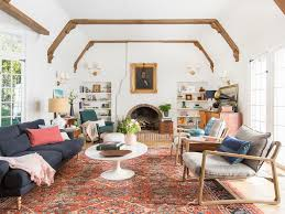 how to create a color palette from a rug hgtv