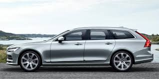 trak volvo 2017 volvo v90 here it is in all its wagon glory