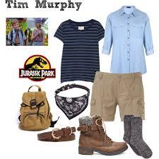 Jurassic Park Costume Halloween Tim Murphy Jurassic Park Polyvore
