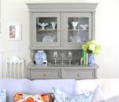 miss dixie chalk paint hutch