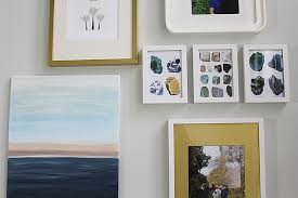 how to hang art prints unique systems for hanging art withheart