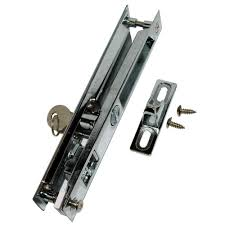 sliding glass door outside lock sliding door locks door locks u0026 deadbolts the home depot