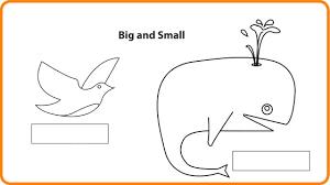 compare ii maths worksheet for kids mocomi