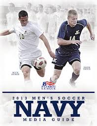 2013 men u0027s soccer by naval academy athletic association issuu