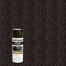 rust oleum stops rust 12 oz protective enamel hammered black