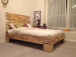 Diy Bedroom Furniture Diy Bed Frame U2013 Creative Ideas For Original Bedroom Furniture