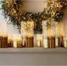 Amber Christmas Lights Rh U0027s Twinkly Starry Lights Amber Lights On Copper Wire Our Newly