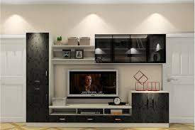 black living room cabinets