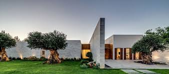 Modern Luxury Villas Designed By Gal Marom Architects - Best modern luxury home design