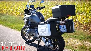 bmw r 1200 gs vario panniers adjusting capacity u0026 removal youtube
