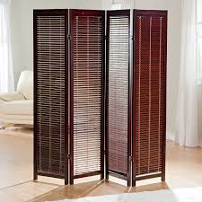 painted wooden folding room divider with legs decorative and