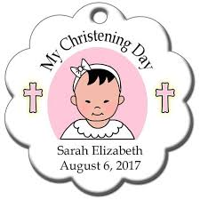 Baptism Ornament Favors Baptism And Christening Invitations And Party Favors U2013 Mandys Moon
