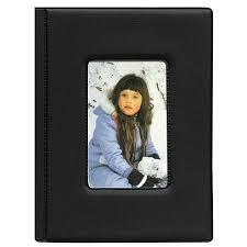 pioneer album pioneer kz46 black brag book bound photo album 4x6 24 kz46 black